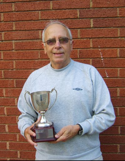 Jim Brunton Trophy for services to Somerset Count AA 2008